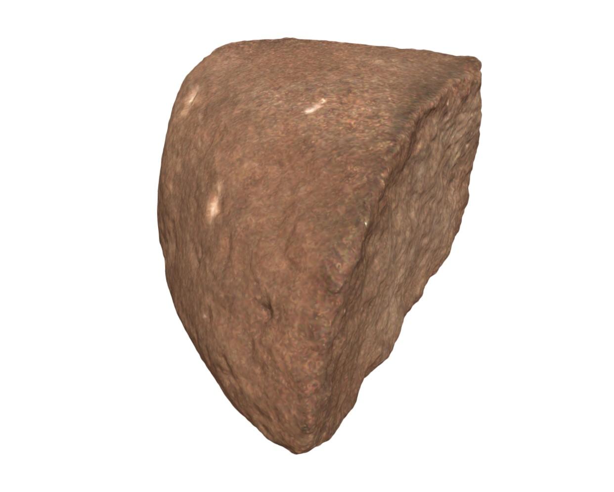 Quernstone Fragment